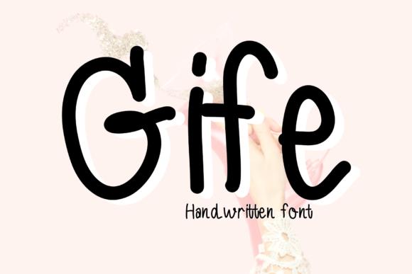 Gife Font