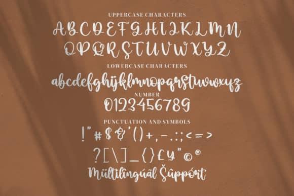 Gina Angle Font