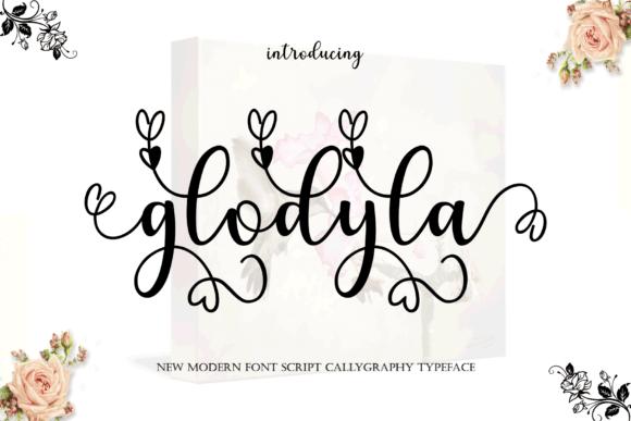 Glodyla Font