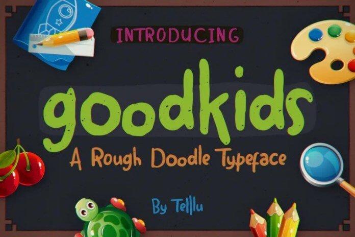 Goodkids Font