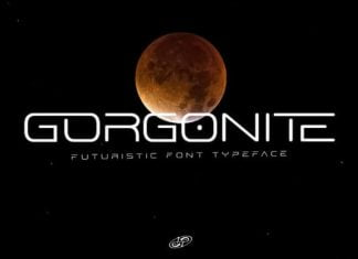 Gorgonite Font