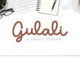 Gulali Script