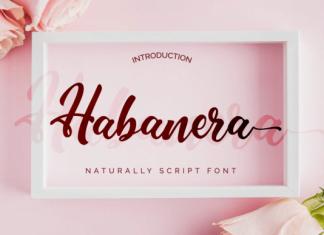Habanera Font