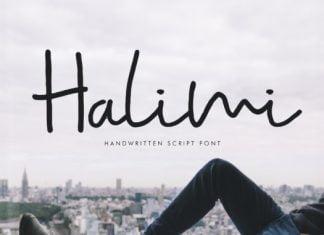 Halimi Font