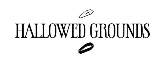 Hallowed Grounds Font