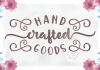 Handcrafted Goods Font