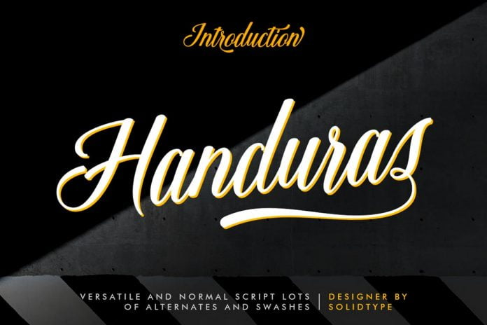 Handuras Script