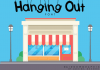 Hanging Out Font