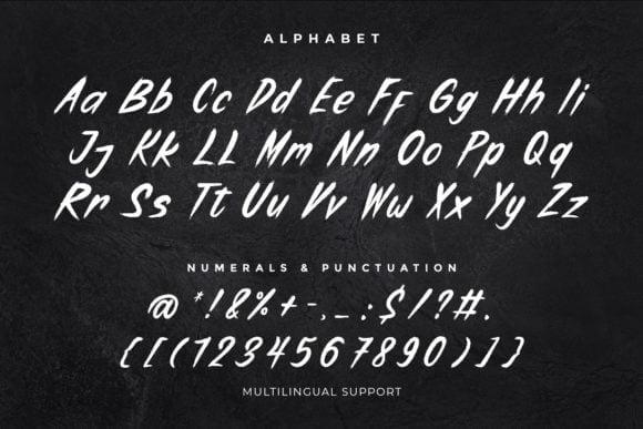 Haunter Font