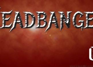 Headbanger Font