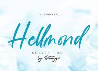 Hellmond Font
