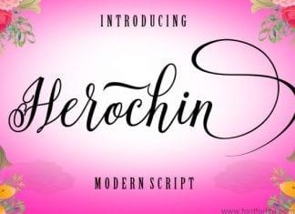 Herochin Font