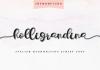 Holligrandina Font