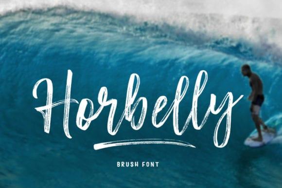 Horbelly Font