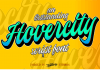 Hovercity Font