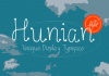 Hunian Font