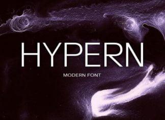 Hypern Font