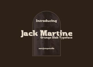 Jack Martine Font