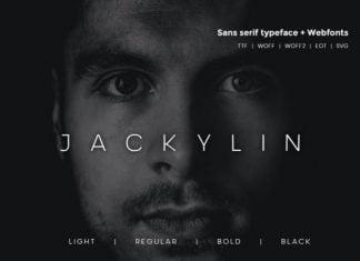 Jackylin Font