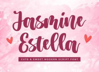 Jasmine Estella Font