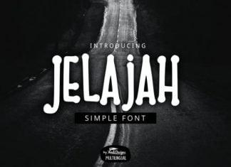 Jelajah Font