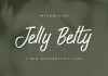 Jelly Belty Font