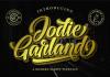 Jodie Garland Script Font