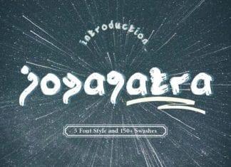 Joyagatra Font