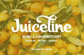 Juiceline Font