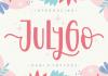 Julygo Font