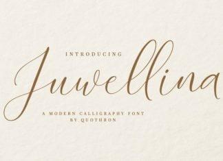 Juwellina Font