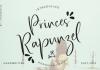 Princes Rapunzel Font