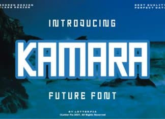 Kamara Font