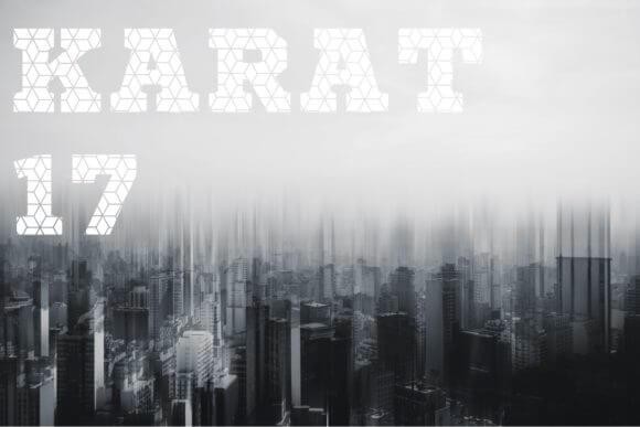 Karat 17 Font