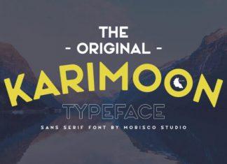 Karimoon Font