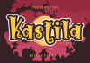 Kastila Font