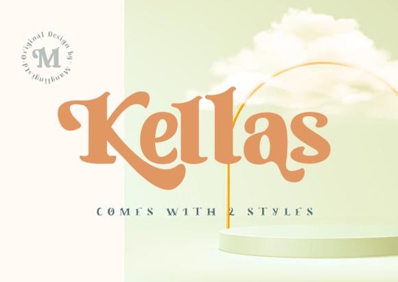 Kellas Font