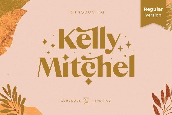 Kelly Regular - Gorgeous Sans Serif