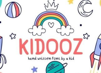 Kidooz Font