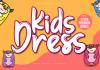 Kids Dress Font
