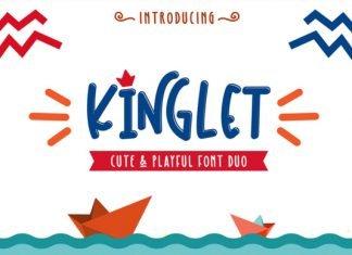 Kinglet Duo Font