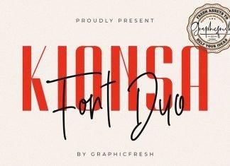 Kionsa Font