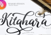 Kitahara Font