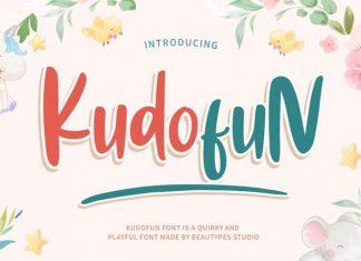 Kudofun Font