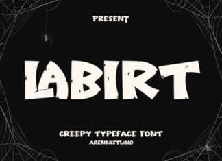 Labirt Font