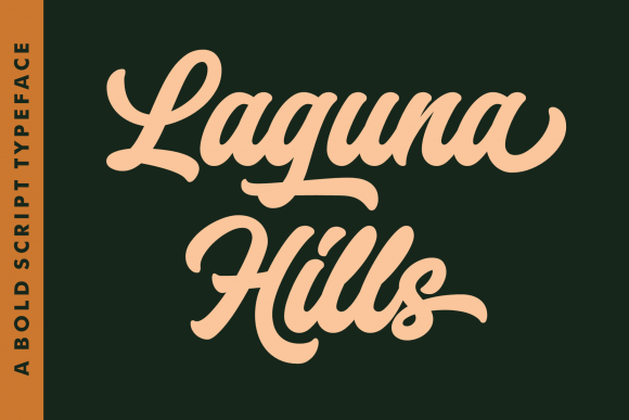 Laguna Hills Font