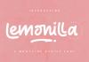 Lemonilla Font
