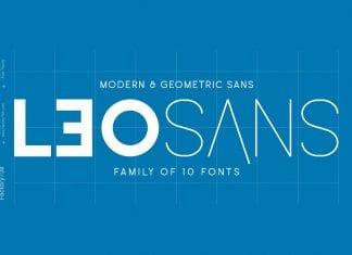 Leo Sans Pro Font