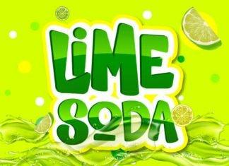 Lime Soda Font