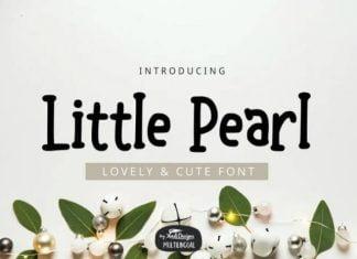 Little Pearl Font
